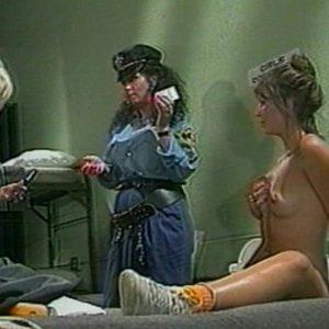 Лесбийский секс в тюрьме