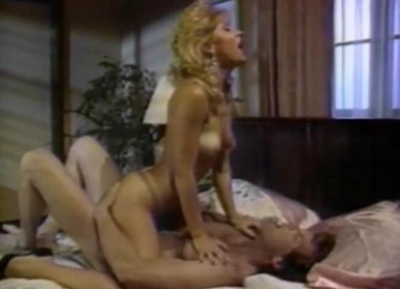 Зажигательный секс с Ниной Хартли в молодости